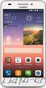 How To Flash Huawei Ascend G620