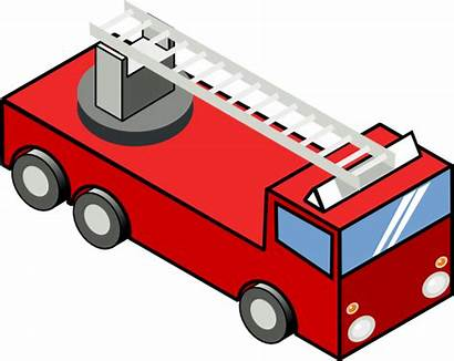 Fire Engine Clip Iso Clipart Clker Cliparts