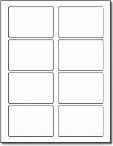 8 per page label template word a4 label sheets 2 per sheet for Labels 8 per sheet template word