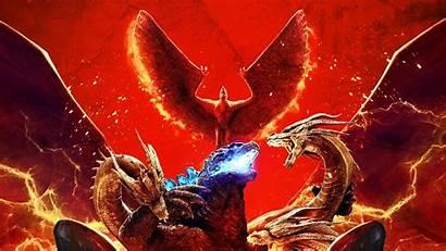 Godzilla Monsters King Wallpapers 8k 4k Desktop
