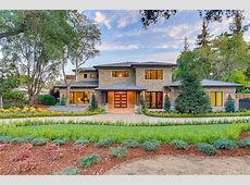 $8188 Million Newly Built Contemporary Craftsman Style