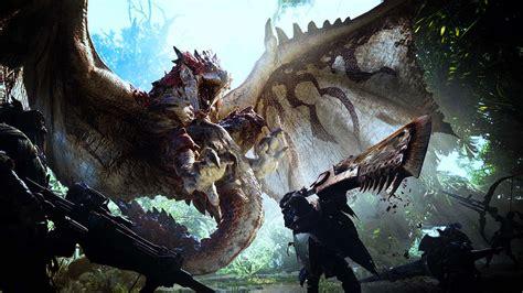 monster hunter world review  deadliest catch gamespot