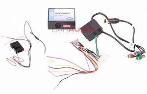 New Pac Tato Radio Replacement Interface Wiring Harness