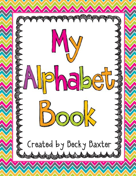 teaching learning loving  alphabet book