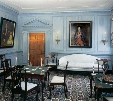 West Parlor  Mount Vernon  Alexandria Virginia