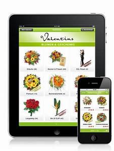Blumen Erkennen App : apps valentins blumenversand blumen und geschenke versenden ~ Eleganceandgraceweddings.com Haus und Dekorationen