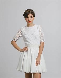 les robes de mariee maison floret wedding With guipure robe