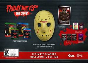 Friday The 13th The Game Ultimate Slasher Collector39s