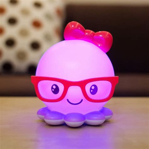 buy led usb cute octopus night light energy saving baby bedroom lamp gift bazaargadgetscom