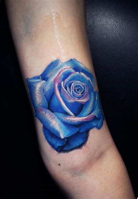 tatouage fleur rose tattoo  inkage