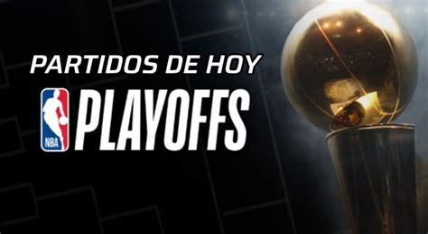 partidos de hoy nba playoffs  viernes  de agosto