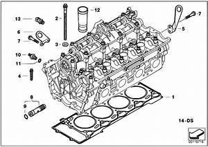 Original Parts For E70 X5 4 8i N62n Sav    Engine   Cylinder