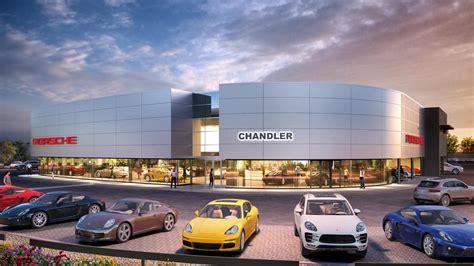 New Porsche Dealership To Open In Chandler