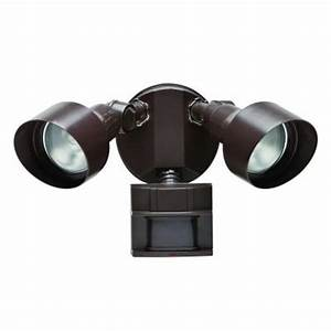 defiant 180 degree motion outdoor security light df 5599 With outdoor security lighting at home depot