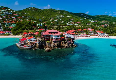 Eden Rock St Barths Luxury Hotel Saint Barths Caribbean