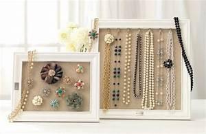 Fotos Aufbewahren Ideen : 12 ideas para guardar las joyas decorando decorar hogar ~ Frokenaadalensverden.com Haus und Dekorationen
