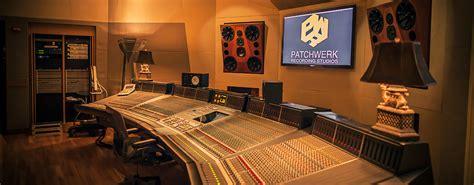 patchwerk recording studios home