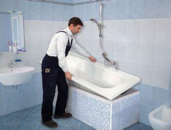 sostituire la vasca da bagno sovrapposizione vasca da bagno riparare la vasca danneggiata