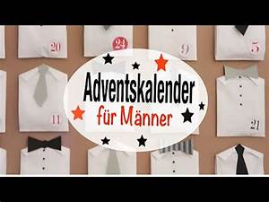 Diy Adventskalender Männer : adventskalender f r m nner diy selber machen time4family youtube ~ Eleganceandgraceweddings.com Haus und Dekorationen