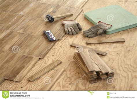 wooden floor laying laying wood flooring royalty free stock image image 7207376