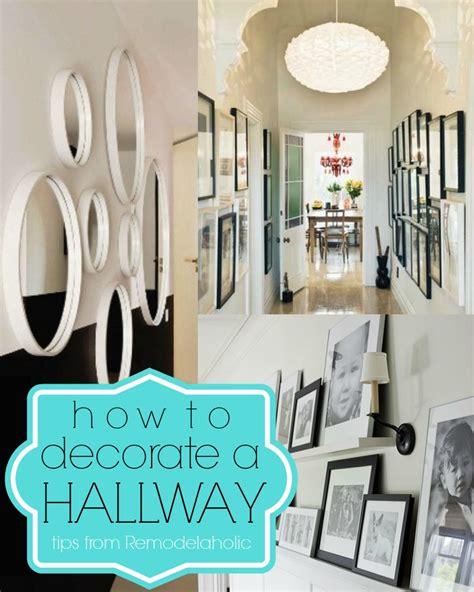 how to decorate hallways hallway ideas decorating quotes quotesgram