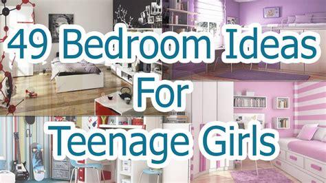 Top 49 Fun Bedroom Ideas For Teenage Girls