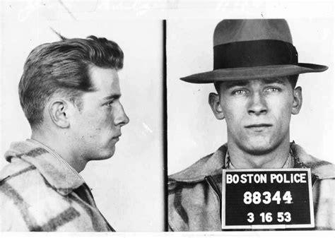 Boston Mobster James 'whitey
