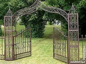 Portail De Jardin : portails occasion en basse normandie annonces achat et ~ Melissatoandfro.com Idées de Décoration
