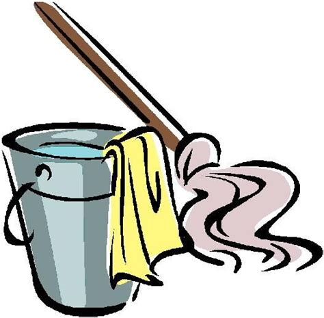 15 Best Cleaning Clip Art Images On Pinterest Cleaning