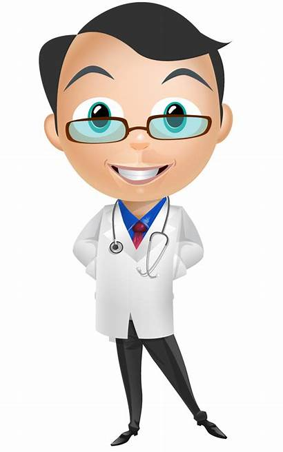 Clipart Doctor Medical Cartoon Clip Doctors Kid