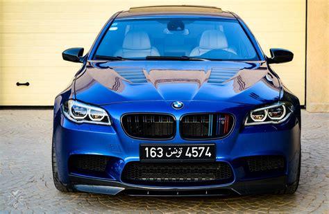 This Manhart BMW F10 M5 makes 740 horsepower