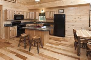 Loft Cabin Floor Plans Log Cabin Kitchens With Modern And Rustic Style Homestylediary