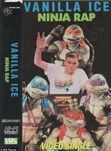 vanilla ice pans   teenage mutant ninja turtle rap shell shocked daily mail