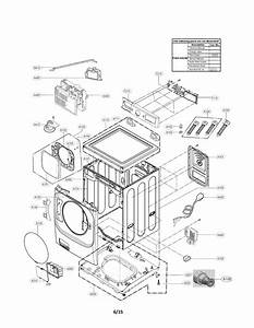 29 Kenmore Elite Washing Machine Parts Diagram