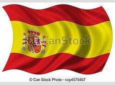 Image de drapeau, espagne Flag, de, Spain, , onduler