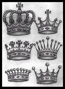 Inspirational tattoos Killer King Crown Tattoo | tattoos ...