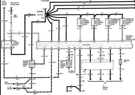 1986 Ford F150 Wiring Diagram by A 1986 F150 Would Not Start Has Fuel Problem