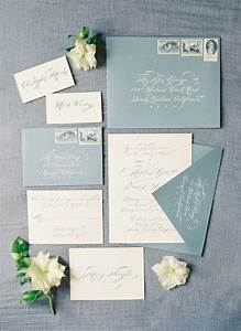 how to create a beautiful dusty blue wedding With dusty blue wedding invitations uk
