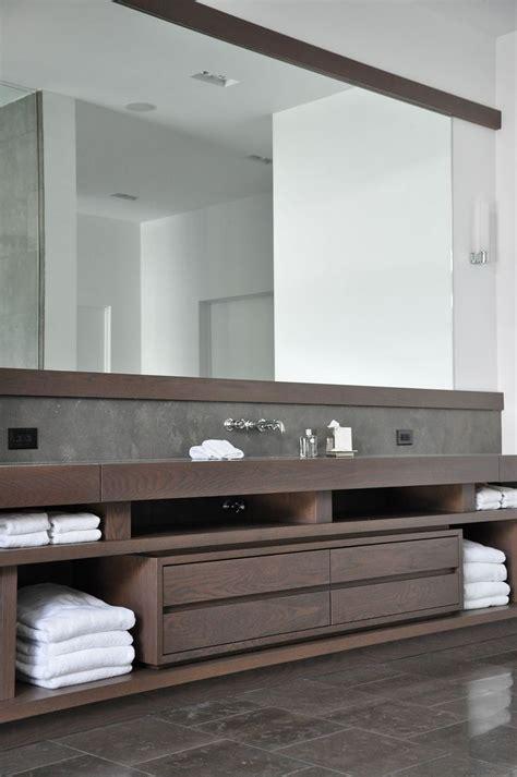 bathroom wall mirror cabinets moderne badkamers voorbeelden interiorinsider nl