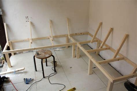 plans kitchen storage bench seat plans  shoe
