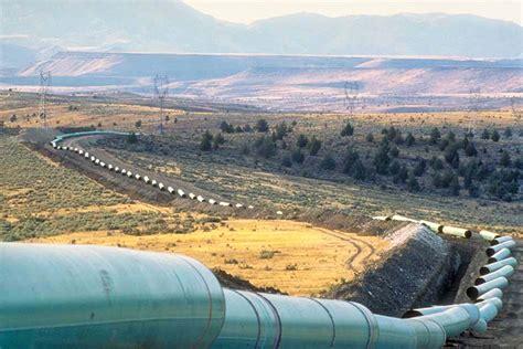 Oil Pipeline Engineering & Construction - Bechtel