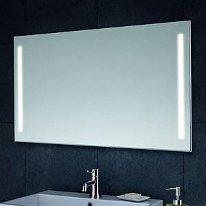 Badspiegel 80 X 60 : badezimmerspiegel wandspiegel mit led beleuchtung 100x60 cm spiegel badspiegel ebay ~ Bigdaddyawards.com Haus und Dekorationen