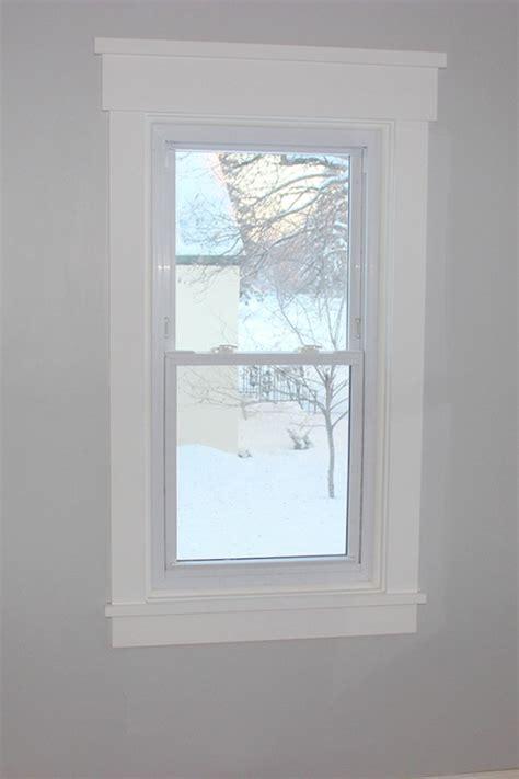 remodelaholic   frame  window tutorials tips  diy window casings