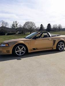 4th gen 2000 Ford Mustang Saleen convertible S281 V8 For Sale - MustangCarPlace