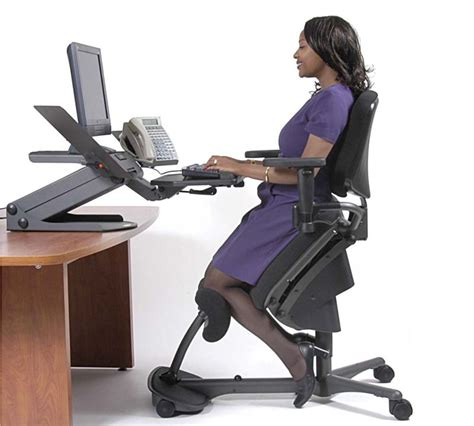 how to properly use your ergonomic office chair to fight