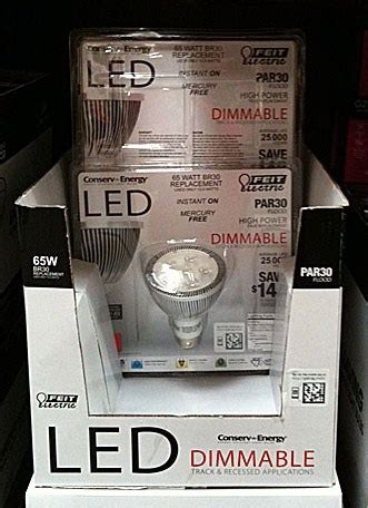 led light bulbs now costco save on your electric bill
