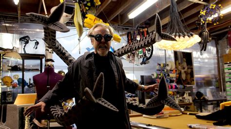 patton oswalt halloween costume adam savage builds patton oswalt s halloween costume youtube
