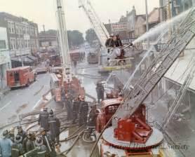 Riot 1967 Detroit Streets