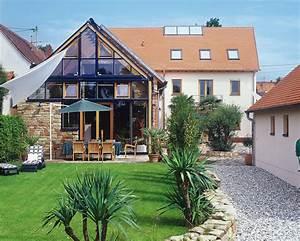 Anbau Haus Glas : wohnhaus l erpolzheim henrich architektur ~ Lizthompson.info Haus und Dekorationen