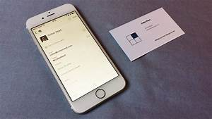 How to scan business cards with evernote colter reed for Scan business card